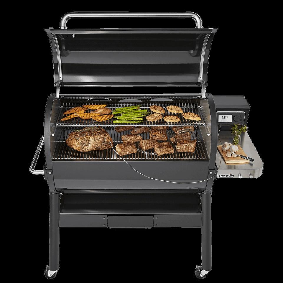 Barbecue Weber SmokeFire EX6 GBS 1