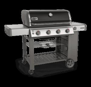 Meilleur Barbecue à gaz Genesis® II E-410 GBS Plancha Weber