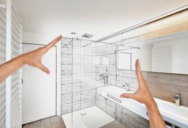 Plan de rénovation salle de bain